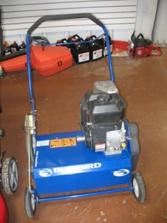 Power Rake For Sale 2012 Blue Bird PR22