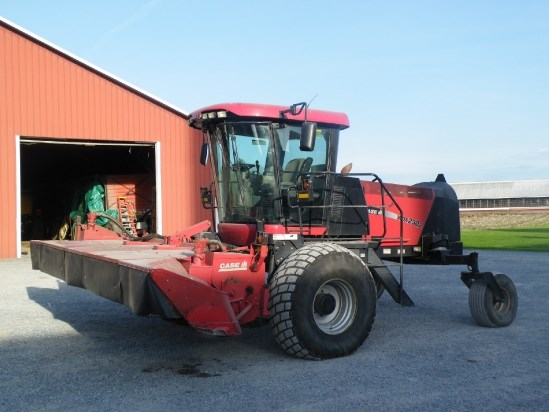 2005 Case IH WDX2302 Windrower-Self Propelled For Sale