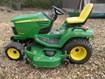 Riding Mower For Sale:  2008 John Deere X748