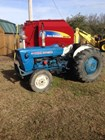 Tractor For Sale:  1970 Ford 3000