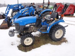 Tractor For Sale:  2001 New Holland TC-18