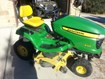 Riding Mower For Sale:  2013 John Deere X324 , 22 HP