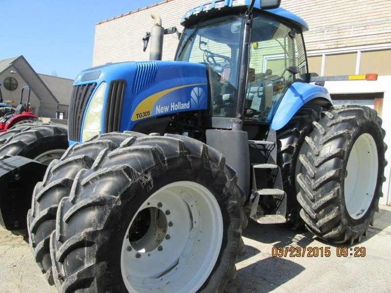2006 New Holland TG305 Tractor For Sale