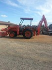 Loader Backhoe For Sale:  2007 Kubota L48
