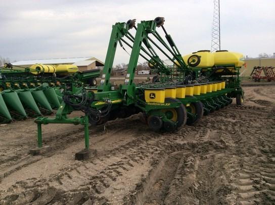 2008 John Deere 1770NT Planter For Sale