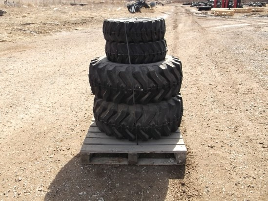 New Holland FOAM FILLED Wheels and Tires For Sale