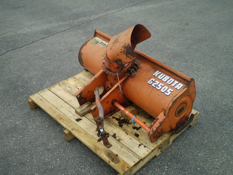 Kubota G2505 Snow Blower For Sale