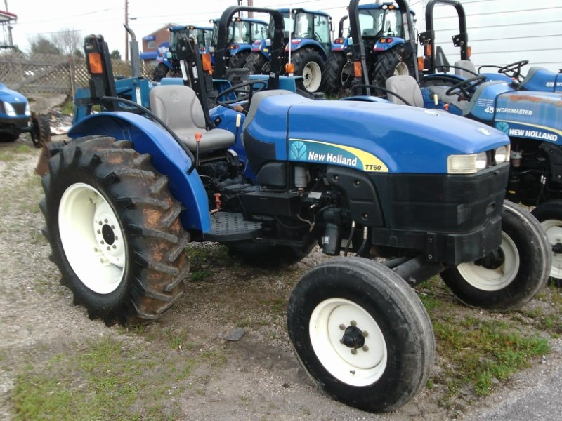 2008 New Holland TT60A Tractor For Sale