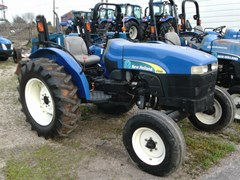 Tractor For Sale 2008 New Holland TT60A , 47 HP