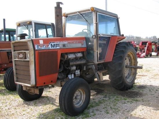 1980 Massey Ferguson 2775 Tractor For Sale