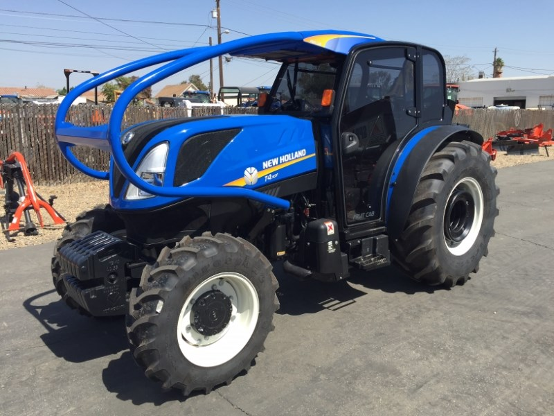2020 New Holland T4.110F LPC Tractor For Sale
