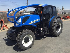 Tractor For Sale 2018 New Holland T4.110F LPC , 106 HP
