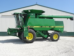 Combine For Sale 1995 John Deere 9500