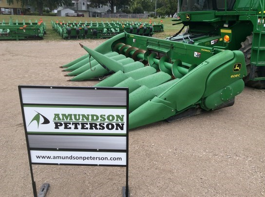 2009 John Deere 608C Header-Corn For Sale