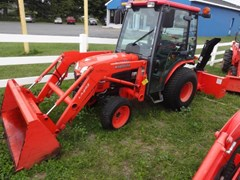 Tractor For Sale 2007 Kubota B3030HSD , 30 HP