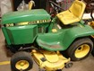Riding Mower For Sale:   John Deere 316 , 18 HP