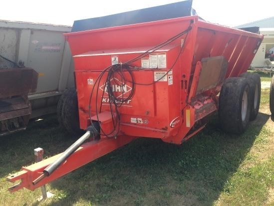 Kuhn Knight 8124 Manure Spreader-Dry For Sale