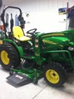 Tractor For Sale:  2010 John Deere 2520 , 17 HP