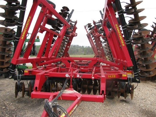 Sunflower 1435-36 Disk Harrow For Sale