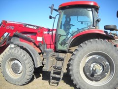 Tractor For Sale:  Case IH PUMA 165