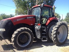 Tractor For Sale 2012 Case IH MAGNUM 290 , 257 HP