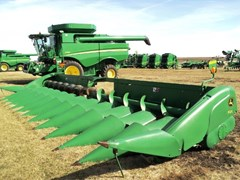 Header-Corn For Sale:  2014 John Deere 612C 12x30