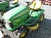 Riding Mower For Sale:  2000 John Deere LT166