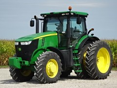 Tractor For Sale 2013 John Deere 7200R , 200 HP