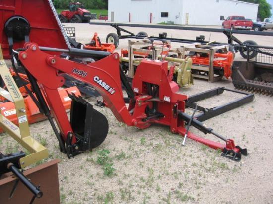 2011 Case IH BH90 Tractor For Sale