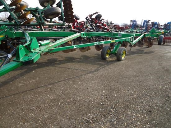 2007 John Deere 3710 10BT Plow-Moldboard For Sale