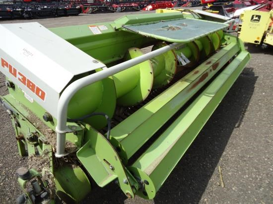1999 Claas PU380 Forage Head-Windrow Pickup For Sale