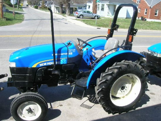 2011 New Holland WORKMASTER 45 2WD Tractor For Sale