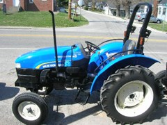 Tractor For Sale 2011 New Holland WORKMASTER 45 2WD , 45 HP