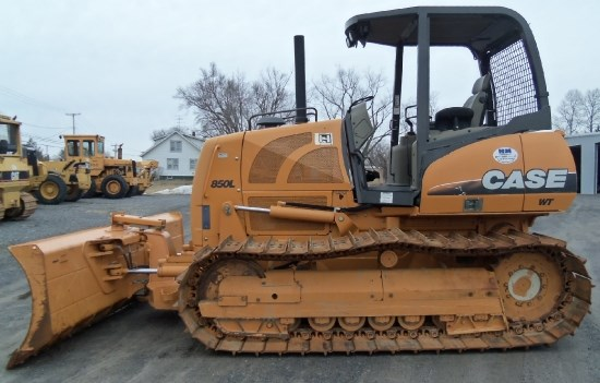 Case 850L Dozer For Sale