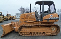 Dozer For Sale:  2009 Case 850L