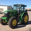 Tractor For Sale:  2013 John Deere 6140D
