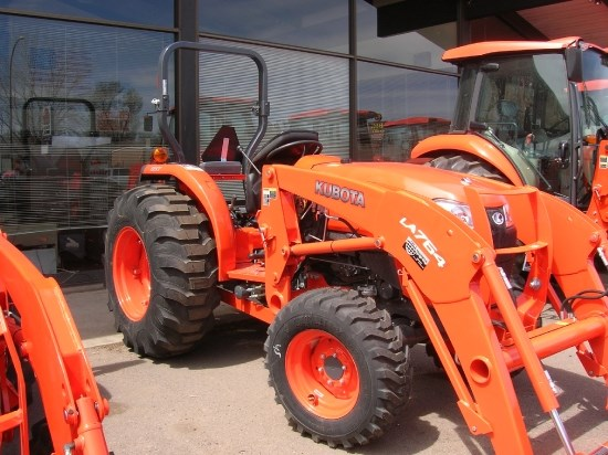 2019 Kubota L4701, Tractor For Sale