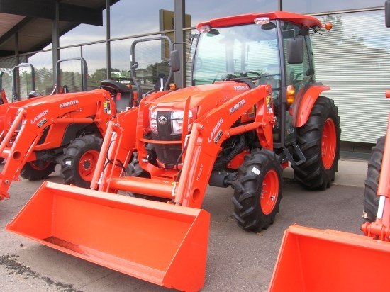2018 Kubota L5460HSTC Tractor For Sale