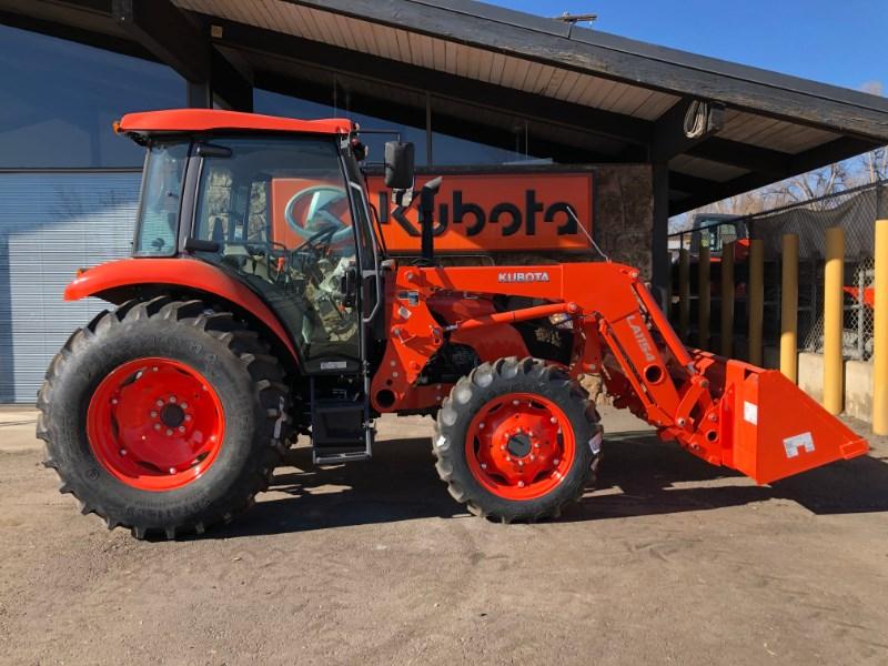 2018 Kubota M6060HDC, Tractor For Sale