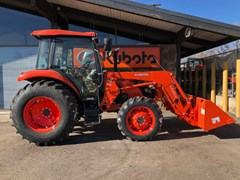 Tractor For Sale 2018 Kubota M6060HDC , 60 HP
