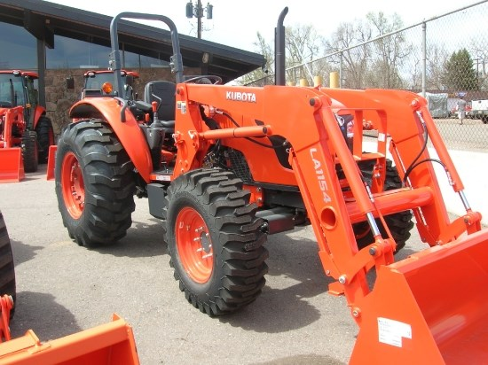 2018 Kubota M6060HD Tractor For Sale