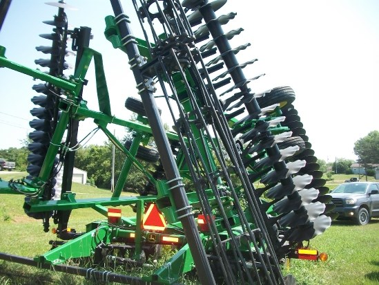 2013 John Deere 2623 Vertical Tillage For Sale