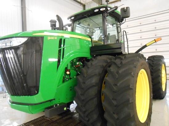 2014 John Deere 9410R Tractor For Sale