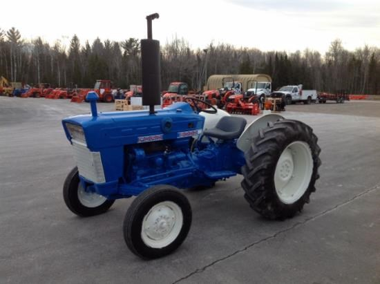 1965 Ford 3000 Tractor : Ford tractor for sale ginop sales inc