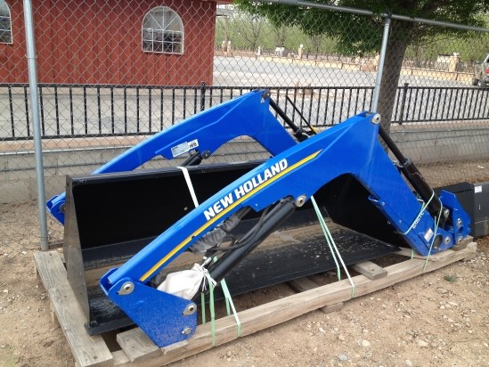 2012 New Holland 645TL Front End Loader Attachment For Sale