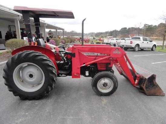 431 Massey Ferguson Tractor Parts : Equipment detail west hills tractor tn