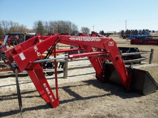 2010 Westendorf WL 42 Attachment For Sale
