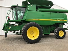 Combine For Sale 2005 John Deere 9660STS