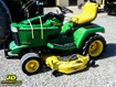 Riding Mower For Sale:  2003 John Deere 335 , 20 HP