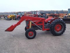 Tractor For Sale:   Massey Ferguson 50